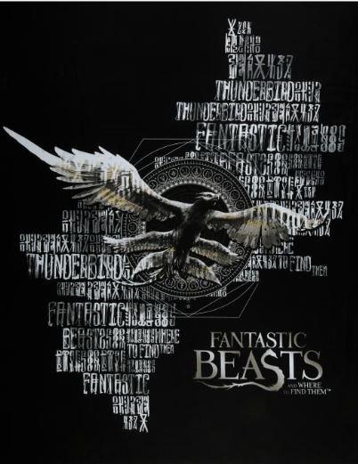 Fantastic Beasts Panel