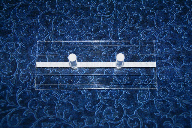 Fine Line Template Straight Line 6in