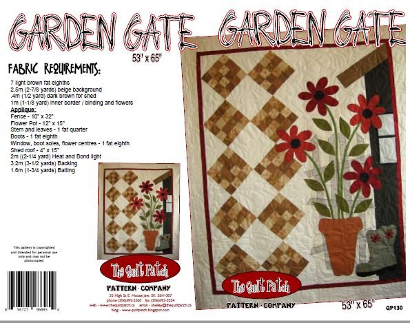 The Quilt Patch