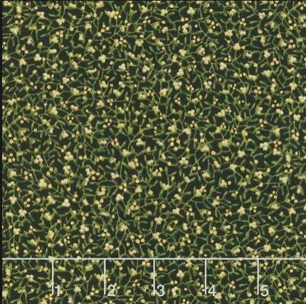 Christmas Fabric Sale - Gilded Greenery