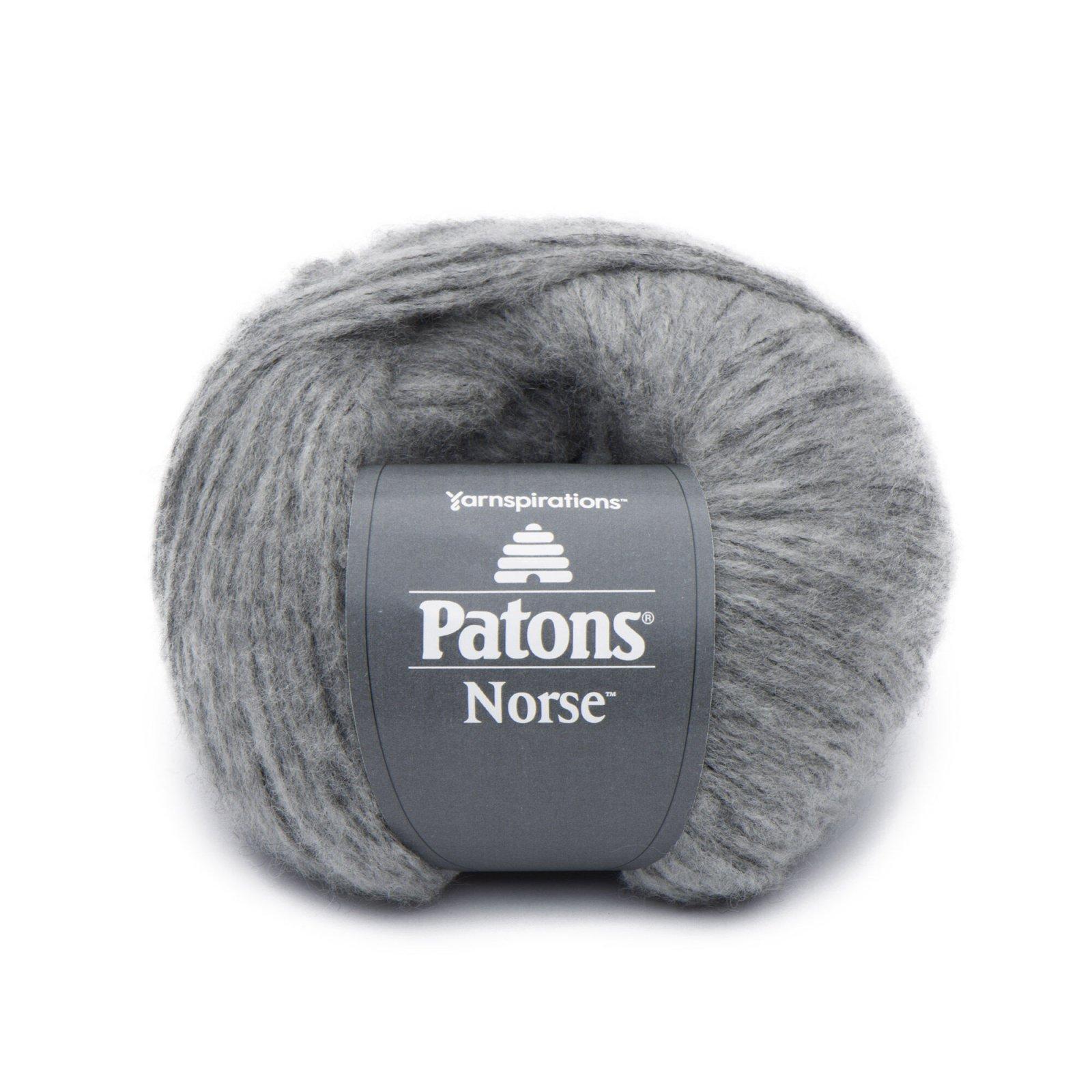 Patons Norse Yarn - Grey Pearl 91002