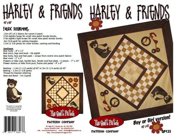 Harley & Friends