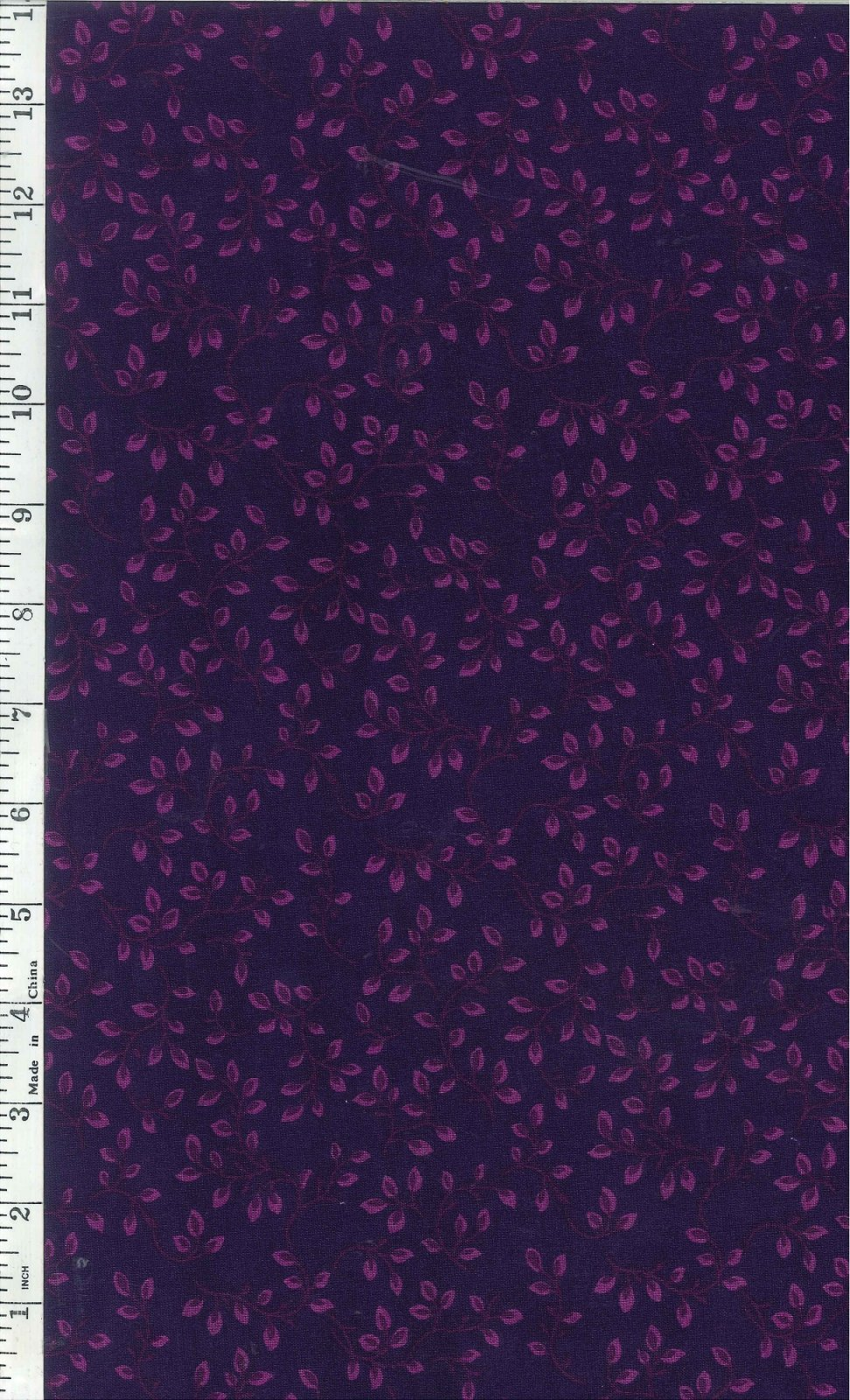 Back Friday Fabric - Folio Purple Wide Backing by Henry Glass - copy