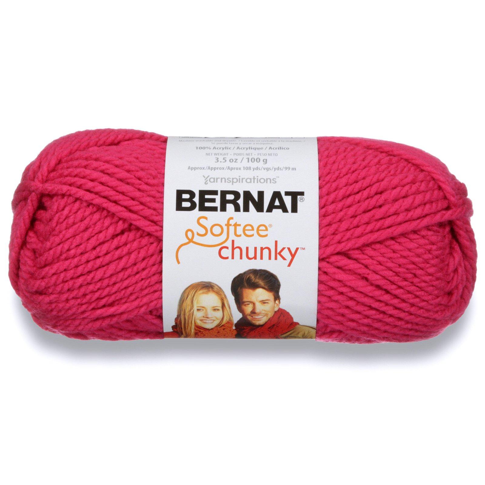 Softee Chunky 28416 Hot Pink