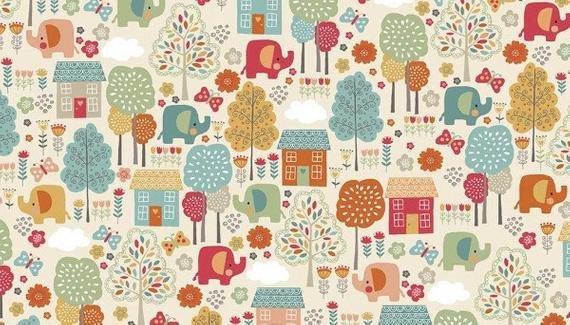 Ellie 2070 T Makower Fabrics