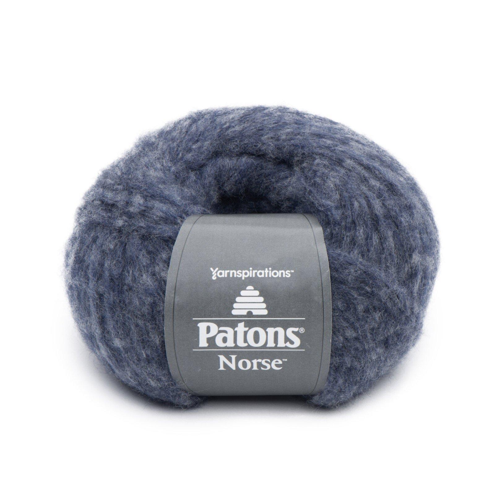 Patons Norse Yarn - Indigo 91015
