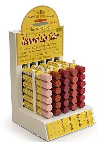 Naked Bee Natural Lip Color