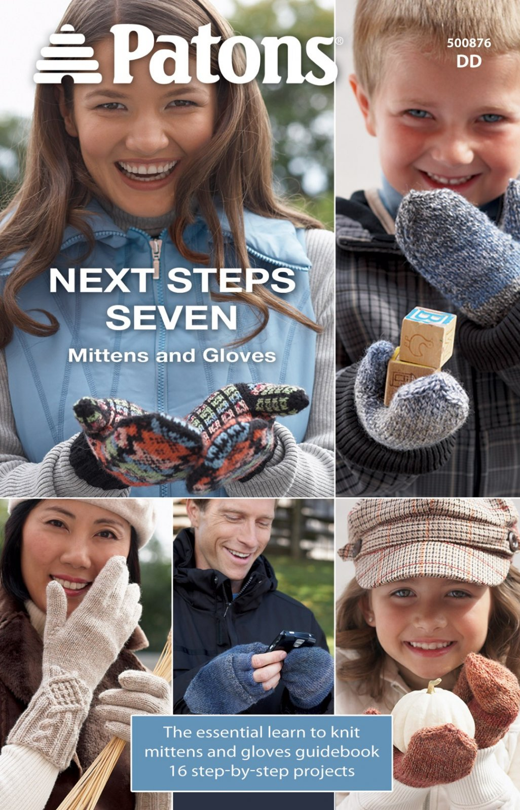 Mittens and Gloves - Patons Next Steps 7