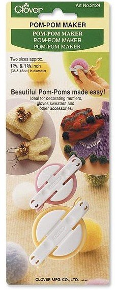 Clover Pom Pom Maker- Small