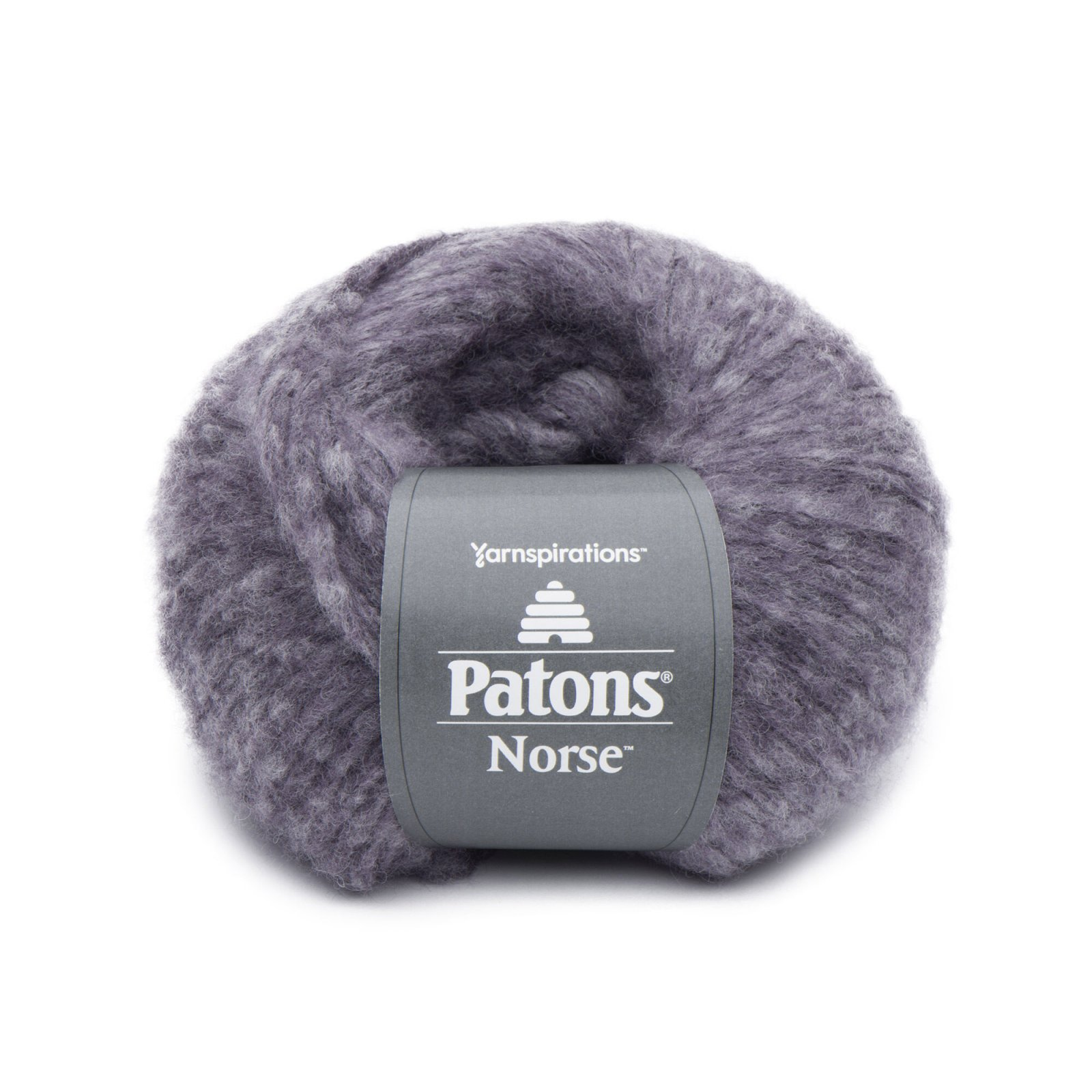 Patons Norse Yarn - Purple Smoke 91017