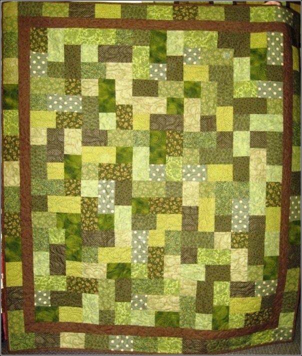 Hopscotch Quilt Pattern 656727966848