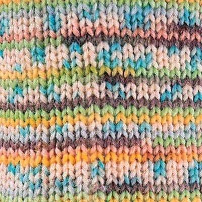 Superba Bamboo Sock Yarn 32 Yellow Speck