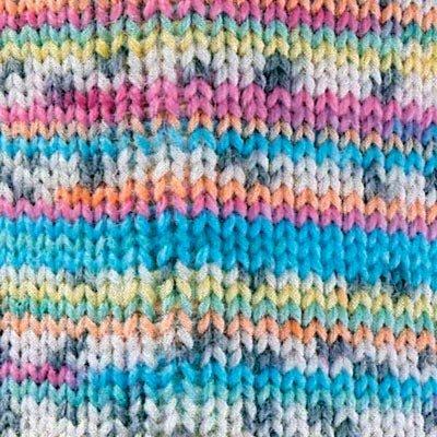 Superba Bamboo Sock Yarn 035 Rainbow Speck