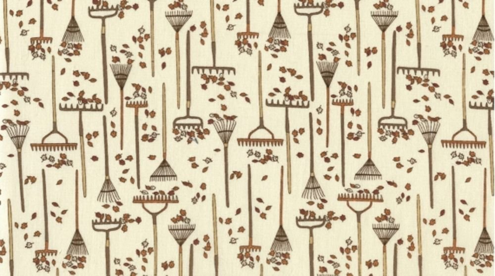 A Winter Sale Fabric - Dear Stella, Autumn 338