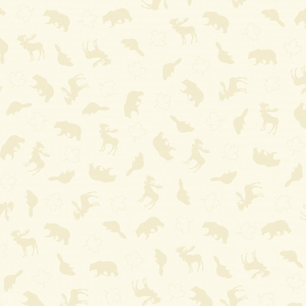 Discover Canada - Canadian Animals Ivory 17161 15