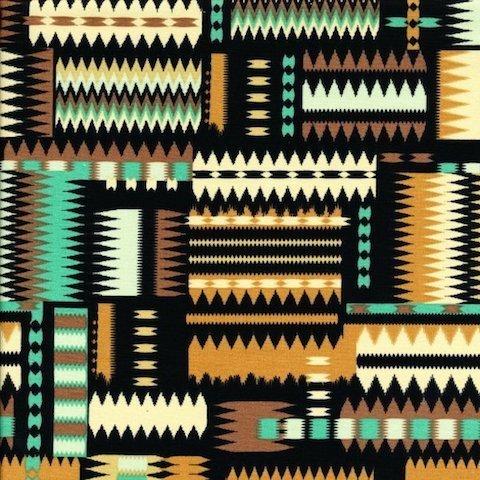 Aztek ERT2 West/Southwest Fabric