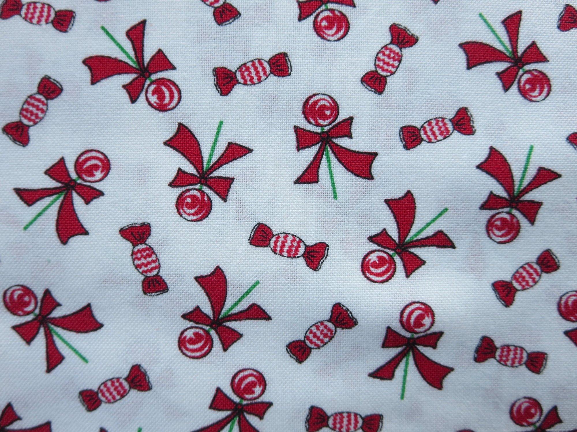 A Winter Sale Fabric -  Sugar Plum Christmas 52913-12