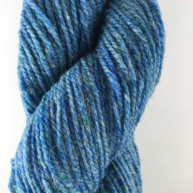 Heritage Yarn Turquoise by Briggs & Little