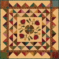 M&E Quilt Shoppe Kim Diehl Hopscotch Whatsnot Club