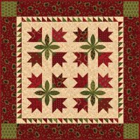 M&E Quilt Shoppe Kim Diehl Idaho Lily Whatsnot Club