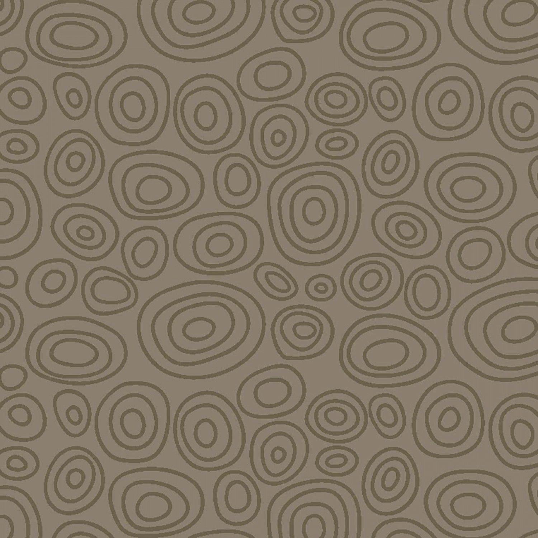 Warm Grey Ellipse Rings 664-GR