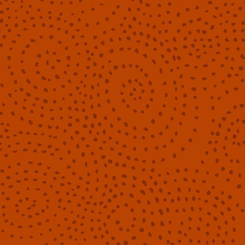 Rust Swirl Dots 669-I