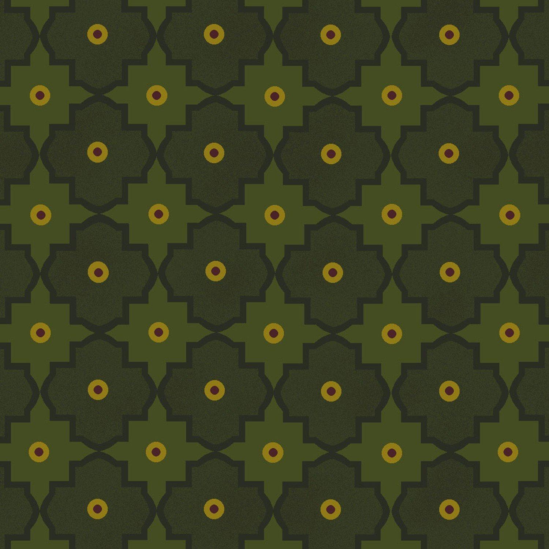 Abundant Blessings Mosaic - Green 6791-66