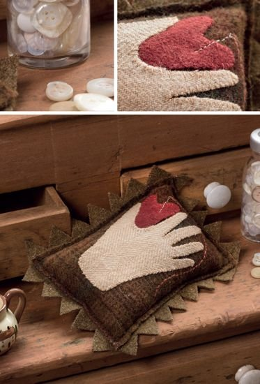 Close at Hand Pincushion Kit