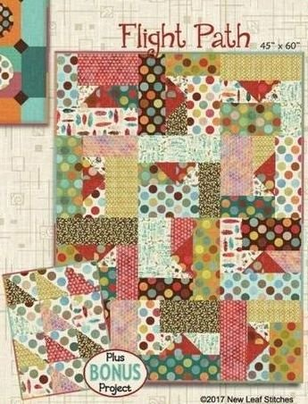 Flight Path Quilt Kit