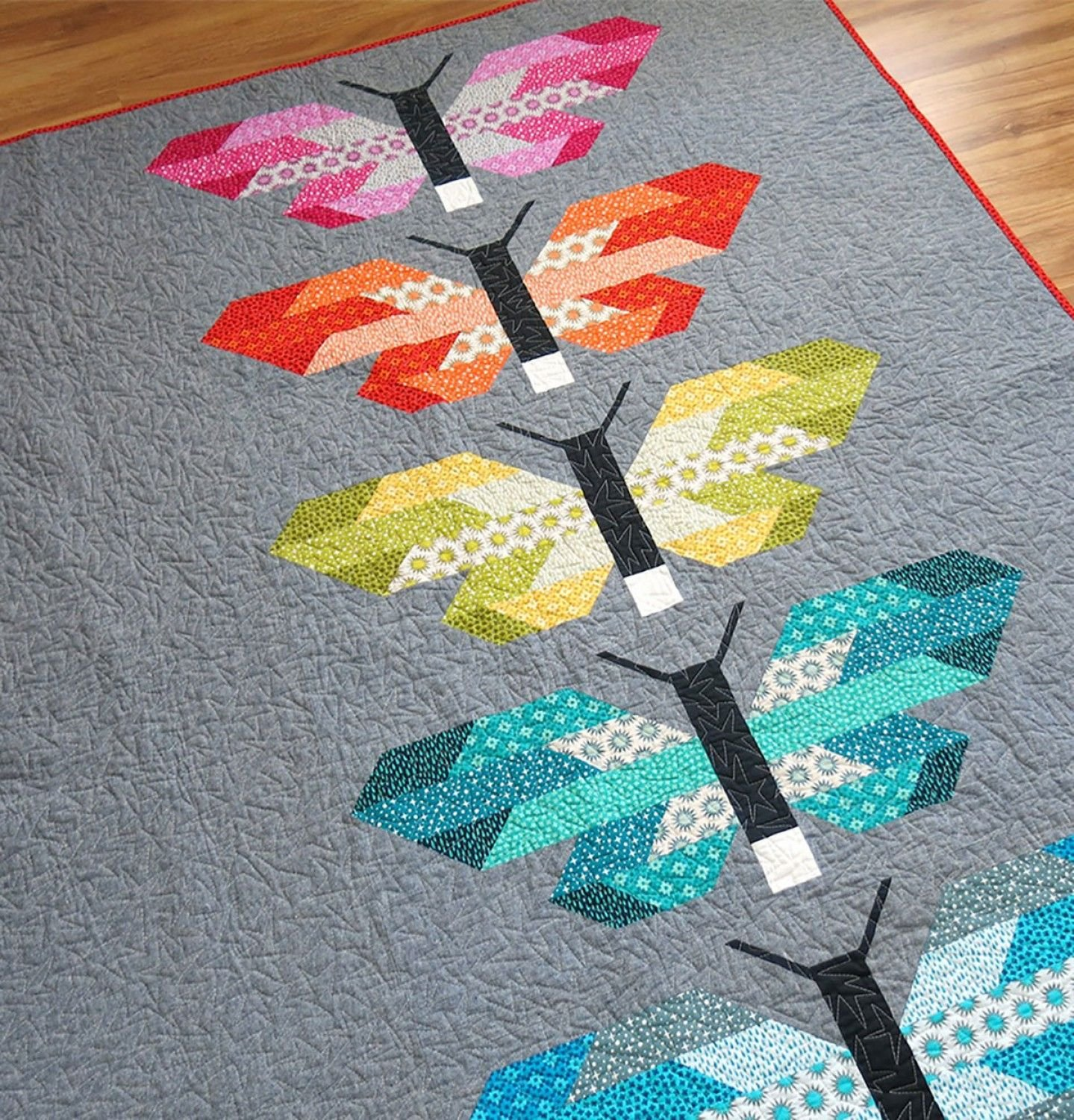 Frances Firefly Quilt