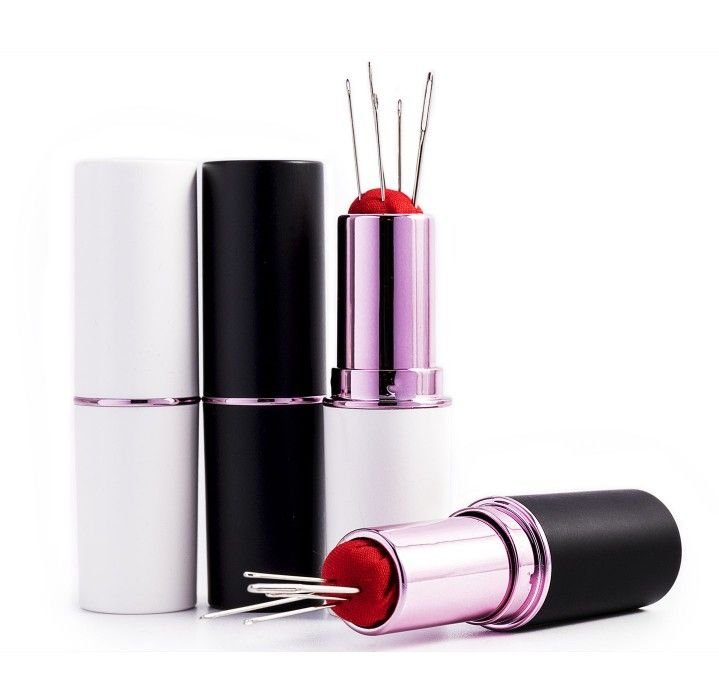 Lipstick Needle & Pin Case