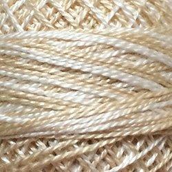 M49 - Subtle Elegance - White Ivory Cream Size 12