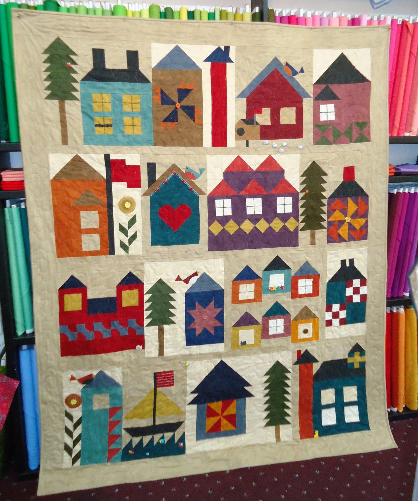 Moda Neighborhood Complete Kit