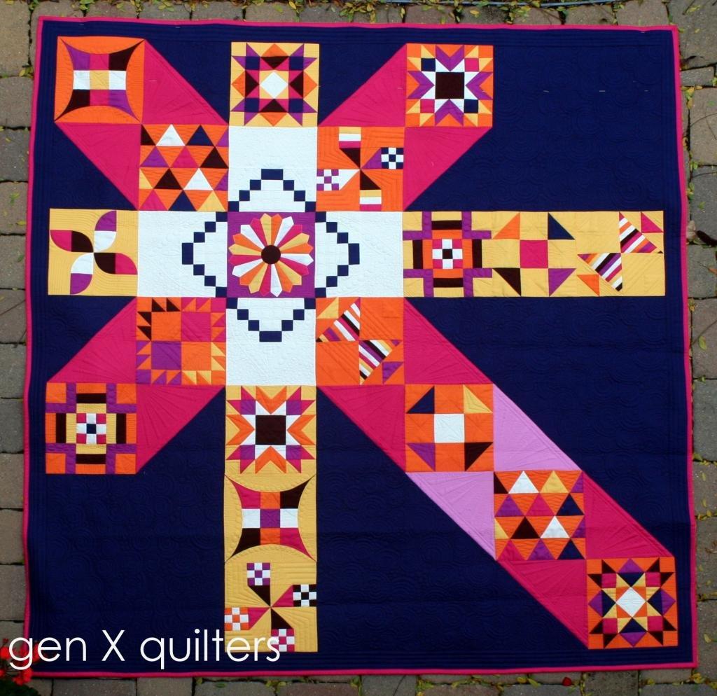 Moccasin Quilt Kit