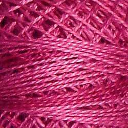 O522 - Raspberry - Subdued Shades of Fuchsia Rose Size 12