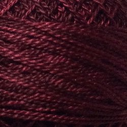 O78 -  Aged Wine - deep burgundy shades Size 12