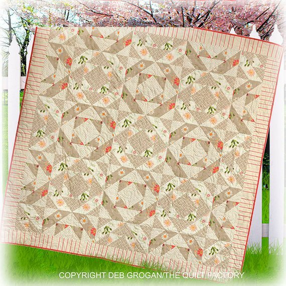 Hugs and Kisses Quilt Kit