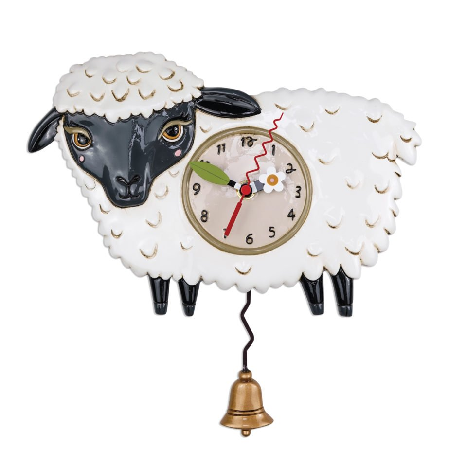 Sheep Clock