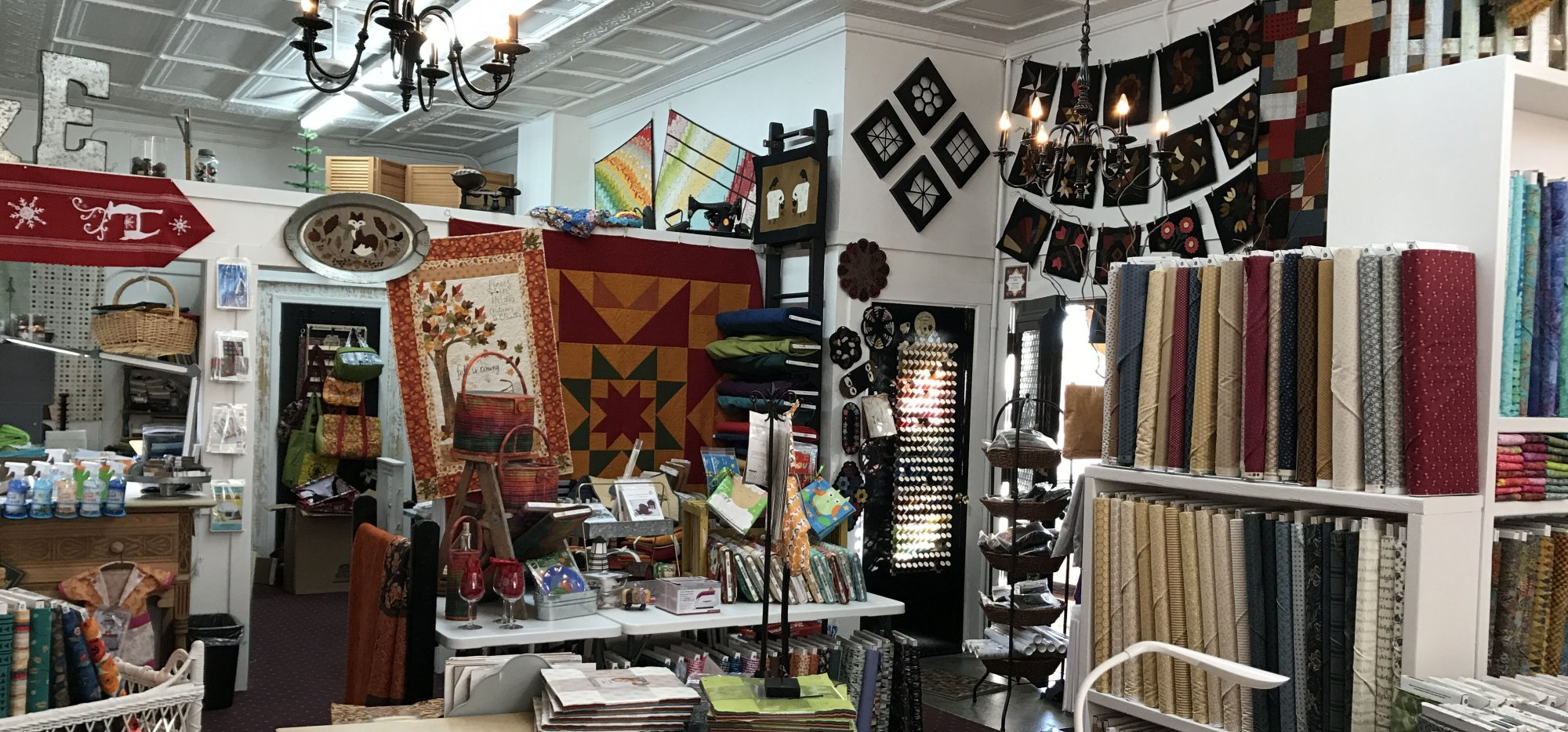 Mabel & Ethel's Quilt Shoppe / M&E Quilt Shoppe - Ohio's Most Fun ... : the quilt shoppe - Adamdwight.com