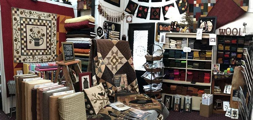 Mabel Ethels Quilt Shoppe Me Quilt Shoppe Ohios Most Fun