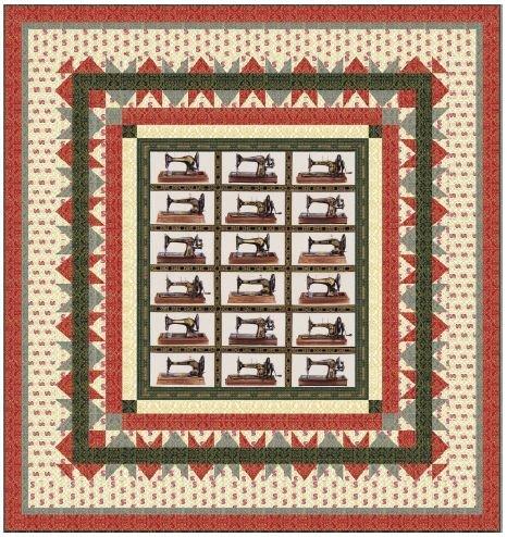 Stitch Brigade Quilt Kit