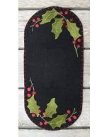 Sweet Holly Berry Table Mat Kit