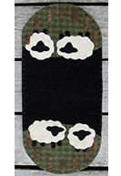 Sweet Sheep Table Mat Kit