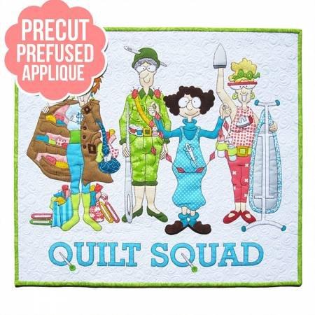 Pre-cut Quilt Squad