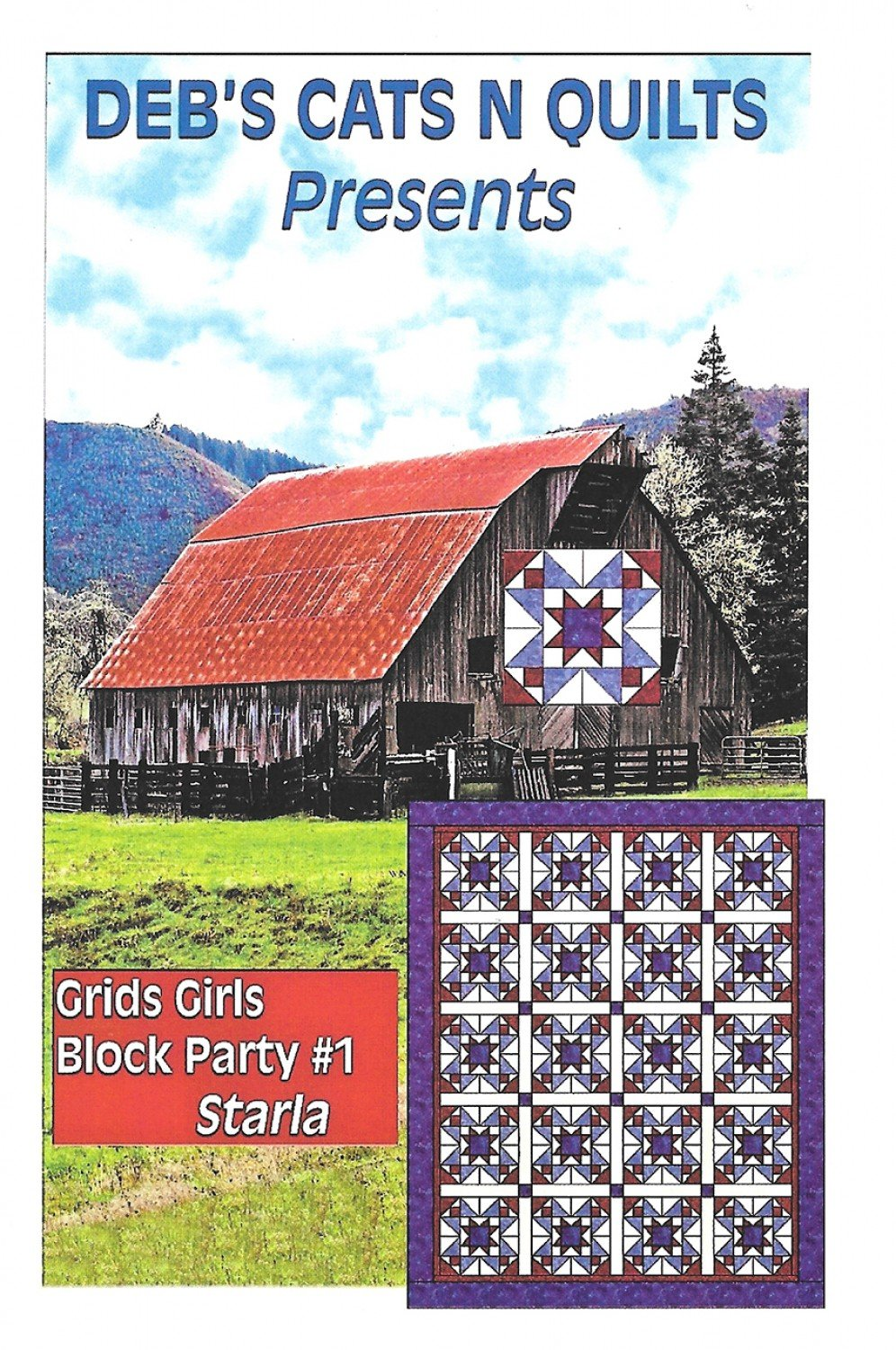 Grids Girls Block Party