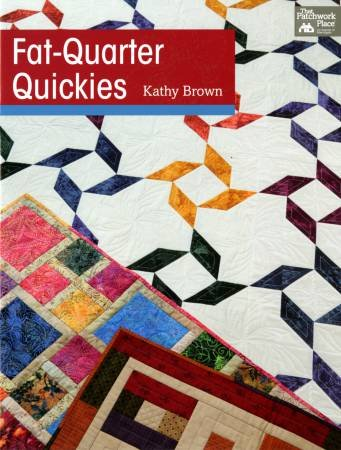 Fat Quarter Quickies - Softcover