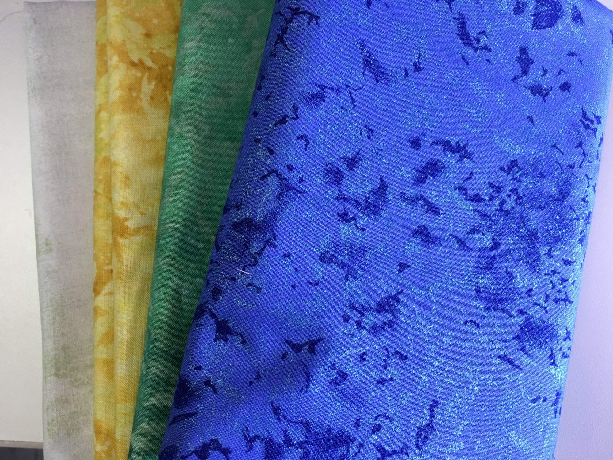 Griddle Me This Kit - Primary Colors Fabric