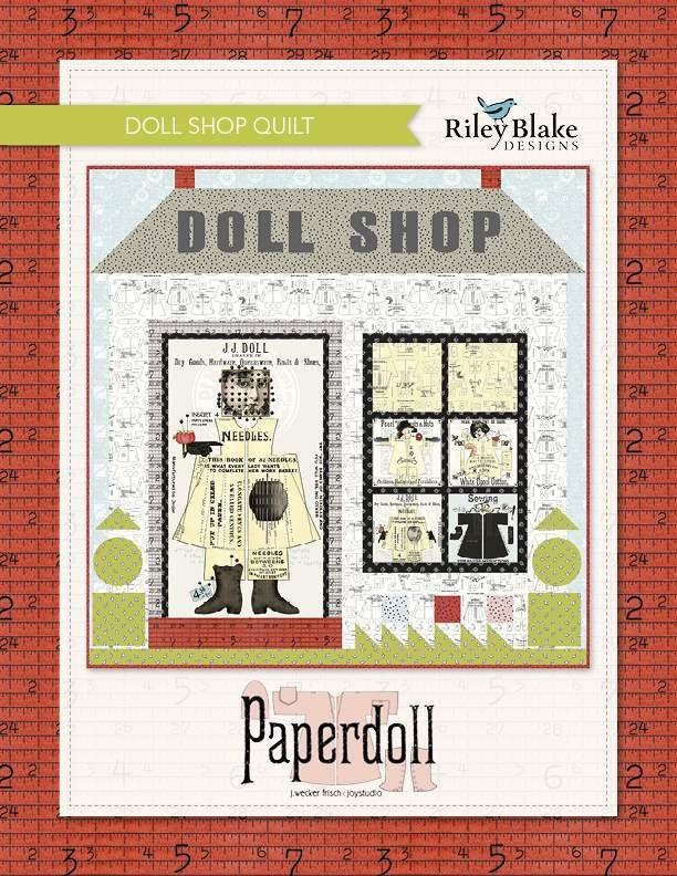 Paperdoll Doll Shop Shop KIT