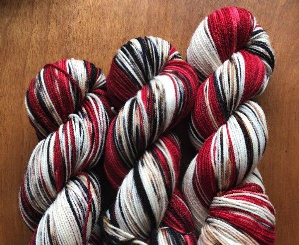 Knitted Wit - Sassy Holidays - International Talk Like APirate Day - September