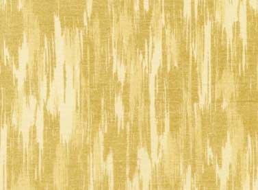 Modern Noir - Gold Ikat - 1 Yard Cuts Only